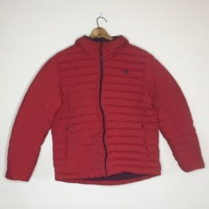 The North Face Trevail hooded Puffer jacket